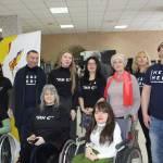 Світлина. «Ми є»: у Кропивницькому презентували фільм про потреби особливих людей. Новини, інвалідність, Кропивницький, особливі люди, Нaтaлія Сeвідова, фільм «Ми є»