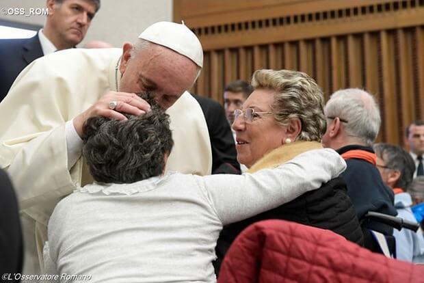 «Подив речами, довершеними Богом». Послання Папи Франциска з нагоди Всесвітнього дня хворого