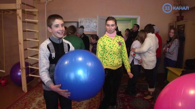 На Летичівщині з'явився перший кабінет фізичної реабілітації для дітей з обмеженими можливостями (ВІДЕО)