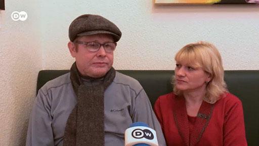 Українському герою у Німеччині повернули зір та слух (ВІДЕО)