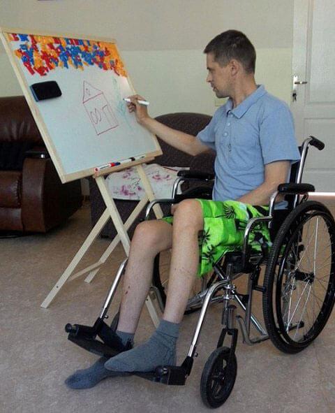 На Рівненщині запрацює перший в Україні Центр лікування наслідків нейротравм. клевань, воїн-інвалід, нейротравма, реабілітація, інвалідність