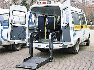 У Франківську хочуть створити таксі для осіб з обмеженими можливостями (ВІДЕО)