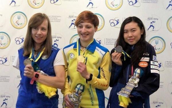 Українська збірна посідає перше місце в командному заліку паралімпійського Кубку світу з лижних гонок та біатлону
