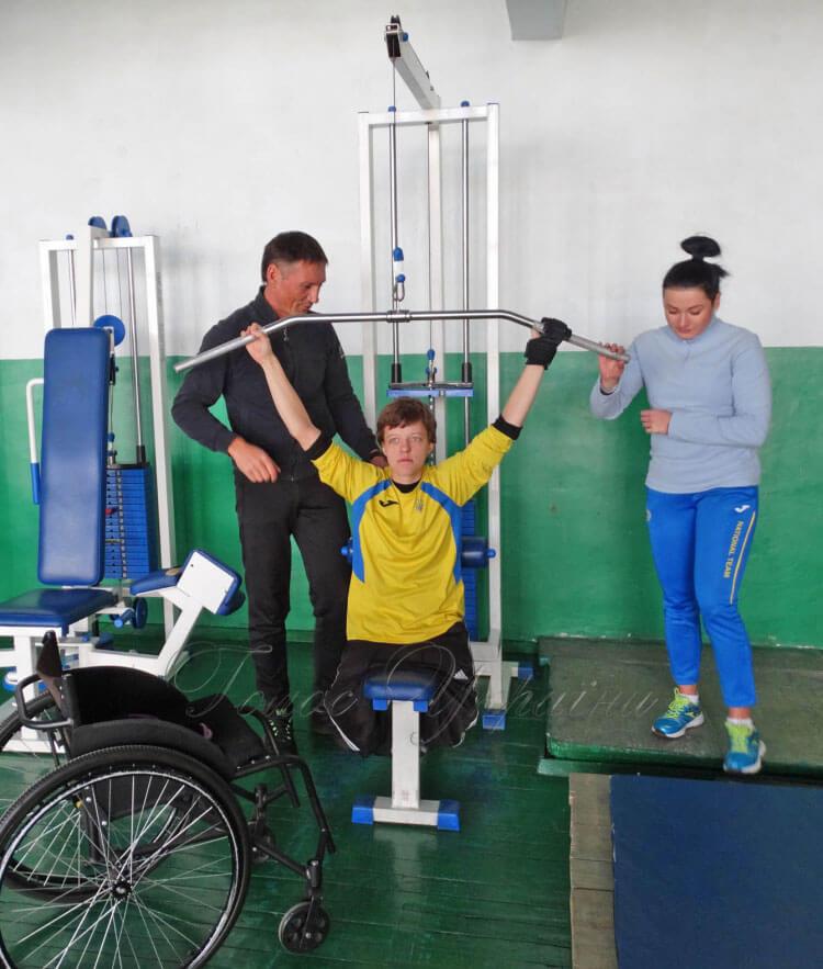 Жити в спорті, а не в закладі для людей похилого віку