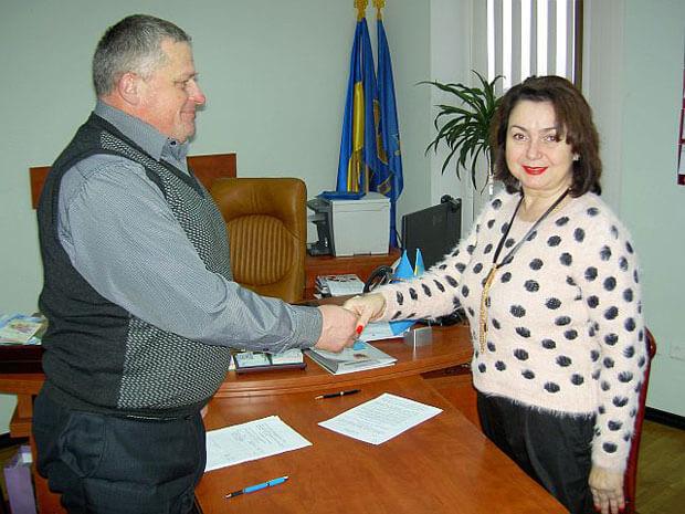 Продовжуючи співпрацю із Фондом соціального захисту інвалідів Тернопільської області. тернопільська область, працевлаштування, професійне навчання, фонд соціального захисту інвалідів, центр зайнятості