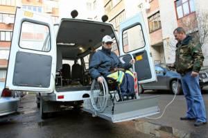В Мариуполе в этом году может появиться социальное такси. мариуполь, инвалид, ограниченными возможностями, социальное такси, специальные автомобили