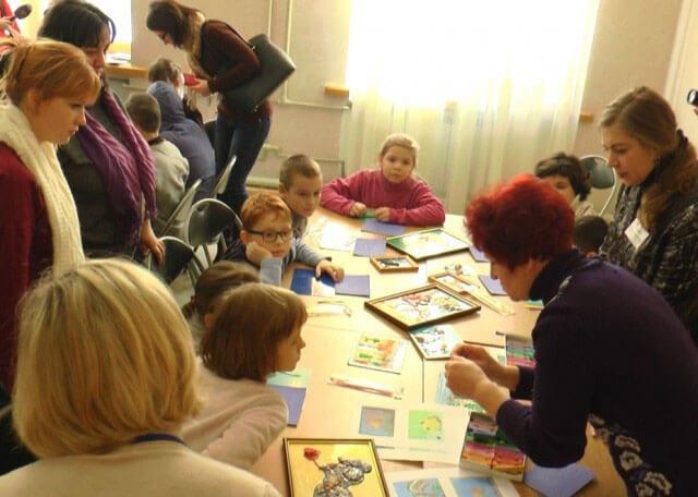 У Полтаві провели майстер-класи для дітей з особливими освітніми потребами (ВІДЕО)