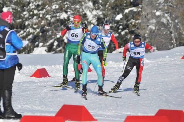 Українці – перші в медальному заліку після Кубку світу-2017 Міжнародного паралімпійського комітету з лижних гонок та біатлону