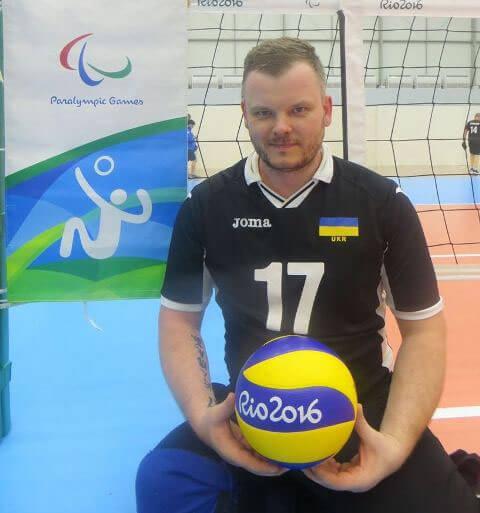 У Дніпрі люди з обмеженими можливостями створюють волейбольну команду, – Валентин Резніченко