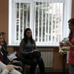 """Світлина. Відбувся семінар """"Особливості соціальної адаптації дітей з порушенням психофізичного розвитку"""". Реабілітація, інвалідність, реабілітація, семінар, Полтава, соціальна адаптація"""