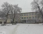 Інклюзія – не ілюзія. івано-франківська область, школа-інтернат, інвалід, інклюзивне навчання, інклюзія, tree, outdoor, snow, house, winter, sky, building, cold, day. A snow covered road