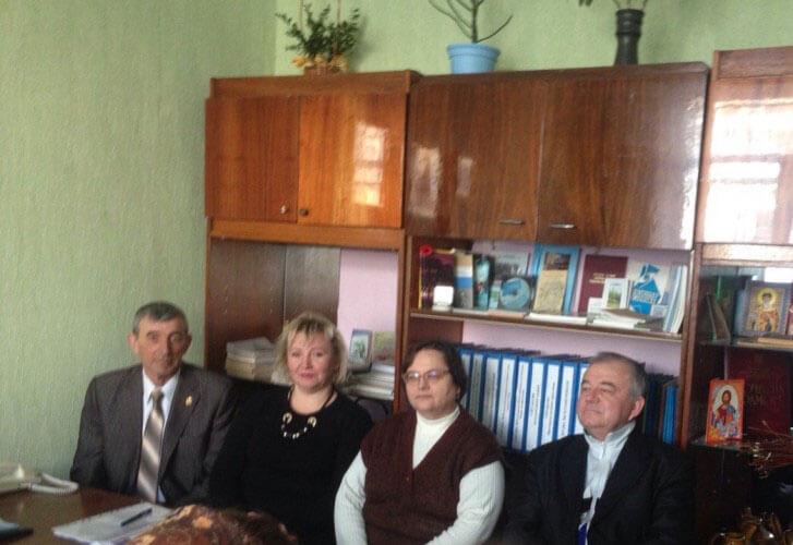 Представники ГО УТОС підбили підсумки своєї роботи на ювілейній конференції