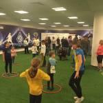 Світлина. Прес-реліз: На НСК «Олімпійський» презентували благодійний спортивний проект для дітей з аутизмом «Kids Autism Games». Спорт, аутизм, соціалізація, аутист, спорт, «Kids Autism Games»