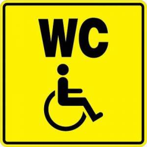 У Вінниці створили карту доступних вбиралень для людей з інвалідністю