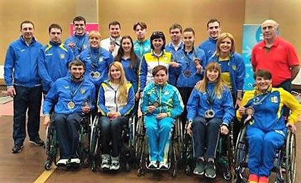 Українські паралімпійці вкотре доводять світові, що вони – найсильніші у фехтуванні. кубок світу, змагання, паралімпійці, спортсмени, фехтування