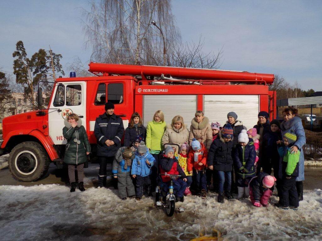 Хмельницька область: рятувальники навчали правилам безпеки вихованців центру соціальної реабілітації дітей-інвалідів