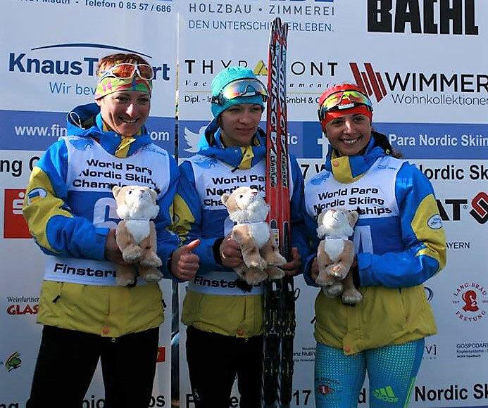 Другий день змагань чемпіонату світу з лижних перегонів та біатлону укріпив лідерство України
