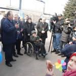Світлина. В Николаеве открыли «Цветик-семицветик», обновлённый и оснащённый всем необходимым. Реабілітація, детей-инвалидов, ремонт, Николаев, «Цветик-семицветик», центр социальной реабилитации