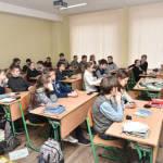 Світлина. В одесской школе провели занятия по толерантному отношению к инвалидам. Новини, инвалидность, инвалид, ограниченными возможностями, Одесса, толерантное отношение