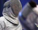 Українські паралімпійці вкотре доводять світові, що вони – найсильніші у фехтуванні. кубок світу, змагання, паралімпійці, спортсмени, фехтування, person, wearing, mask. A close up of a person wearing a costume