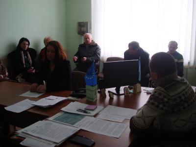 Відбулося засідання комітету доступності інвалідів та інших маломобільних груп населення до об'єктів соціальної та інженерно-транспортної інфраструктур
