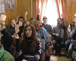У Луцьку обговорили проблеми незрячих