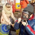 Світлина. Хмельницька область: рятувальники навчали правилам безпеки вихованців центру соціальної реабілітації дітей-інвалідів. Новини, особливими потребами, дитина-інвалід, рятувальники, Нетішин, правила безпеки