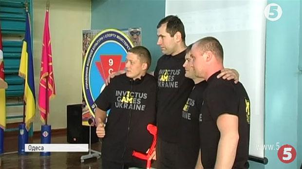 """Всесвітні """"Ігри нескорених"""": в Одесі провели відбірний етап учасників (ВІДЕО)"""