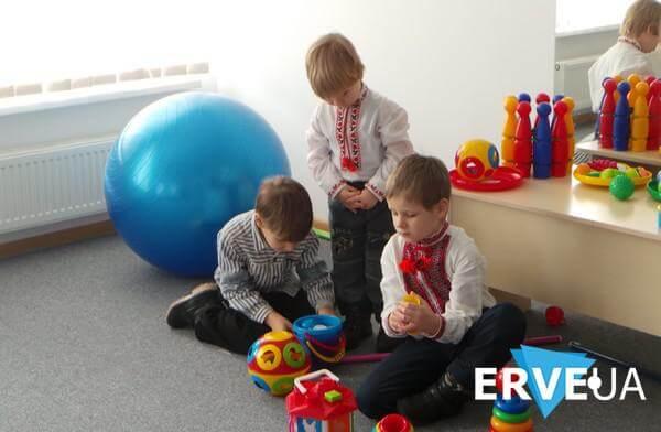У Рівному відкрили унікальний центр ранньої допомоги особливим дітям (ФОТО)