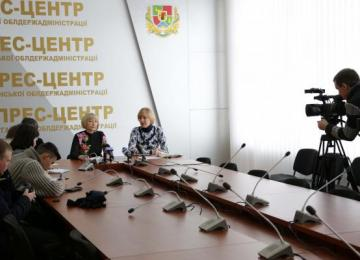 У Кремінському районі буде відновлено Луганський обласний центр соціальної реабілітації дітей-інвалідів «Відродження», – брифінг