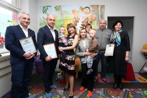 """Для """"сонячних дітей"""" у Тернополі відкрили унікальний дитсадок (ФОТОФАКТ). тернопіль, центр «бебіко», міні-дитсадок, особливими потребами, синдром дауна"""