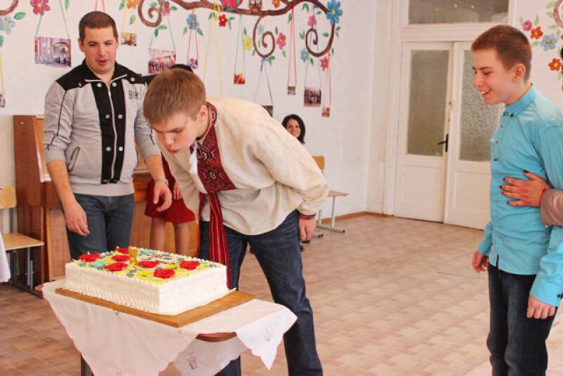 У Кропивницькому Центр соціальної реабілітації дітей відсвяткував ювілей (ФОТО)