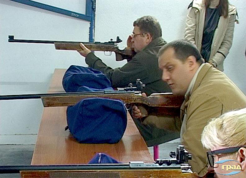 Спорт – вопреки всему: одесские инвалиды соревнуются в пулевой стрельбе (ВИДЕО)