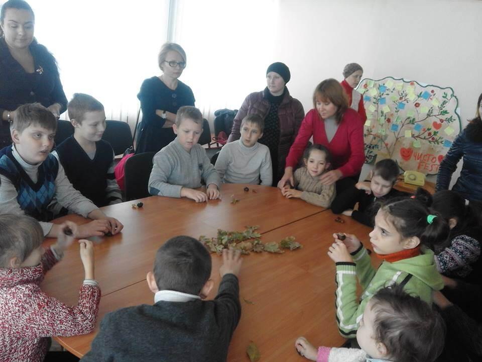 Организация «Зачарованные дети» появилась в Херсоне из-за острой необходимости