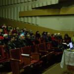 Світлина. Про навчальні семінари з метою реалізації вимог «Конвенції ООН про права осіб з інвалідністю» і вирішення проблемних питань у сфері безбар'єрності. Закони та права, інвалідність, доступність, семінар, Полтава, безбар'єрність