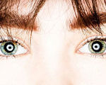 Вчені створили протез, що може відновити зір. винахід, зір, имплант, протез, сліпота, eyelash, face, eyebrow, lipstick, cosmetics, close-up, lip, hair, sketch, organ