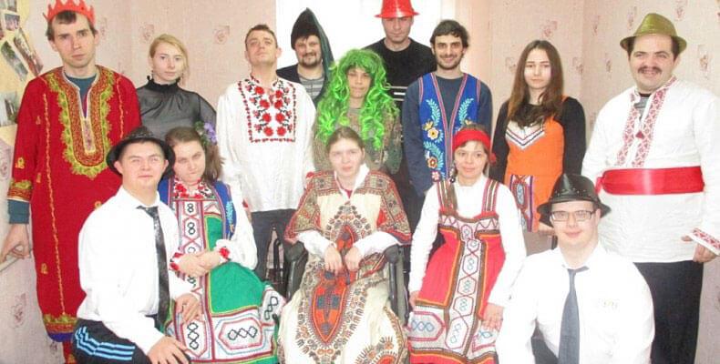 Центр реабілітаційних послуг у Чернігові відкриває віконце у світ людям з особливими потребами