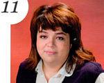 Инна Сергиенко вошла в рейтинг 500 самых влиятельных женщин Украины. инна сергиенко, аутизм, аутист, особенные дети, рейтинг, human face, text, person, woman, clothing, smile, screenshot. A screenshot of a social media post