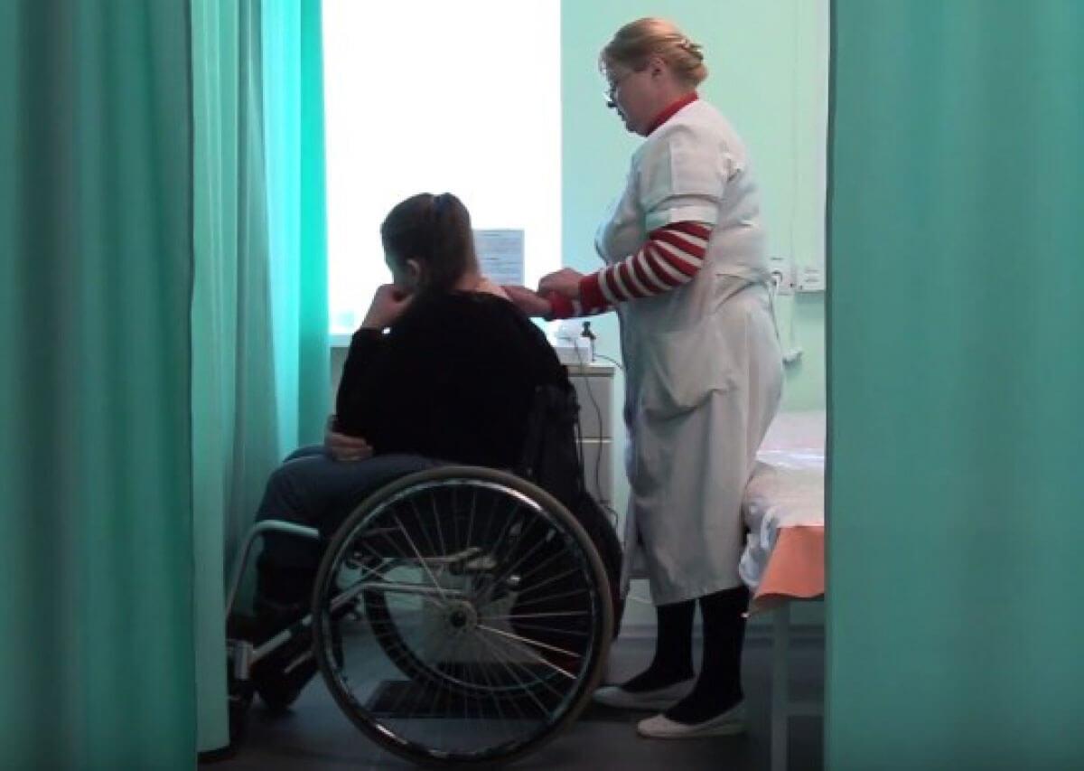 Как живут переселенцы с инвалидностью в Краматорске (ВИДЕО)