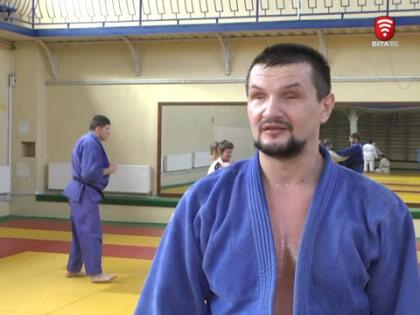 Чемпіон України з дзюдо серед спортсменів з вадами зору готується до підкорення Європи (ВІДЕО)
