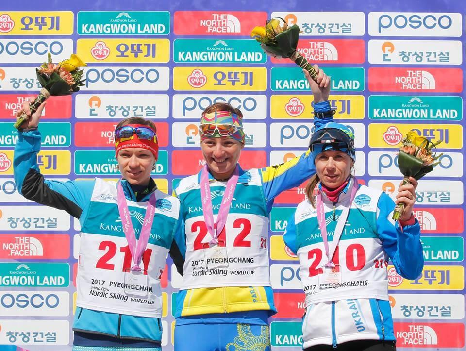 Українські паралімпійці вибороли перше загальнокомандне місце на етапі Кубку світу