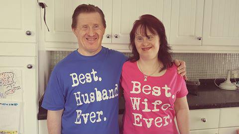 22-річчя шлюбу відсвяткувала пара з синдромом Дауна (ФОТО)