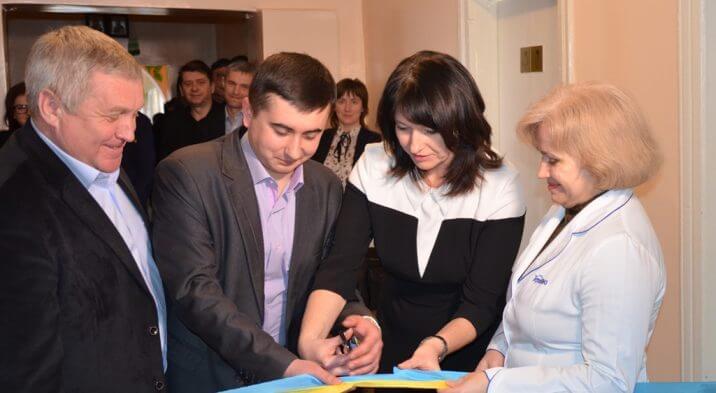 У Маневичах відкрили реабілітаційний центр для особливих діток (ФОТО, ВІДЕО)
