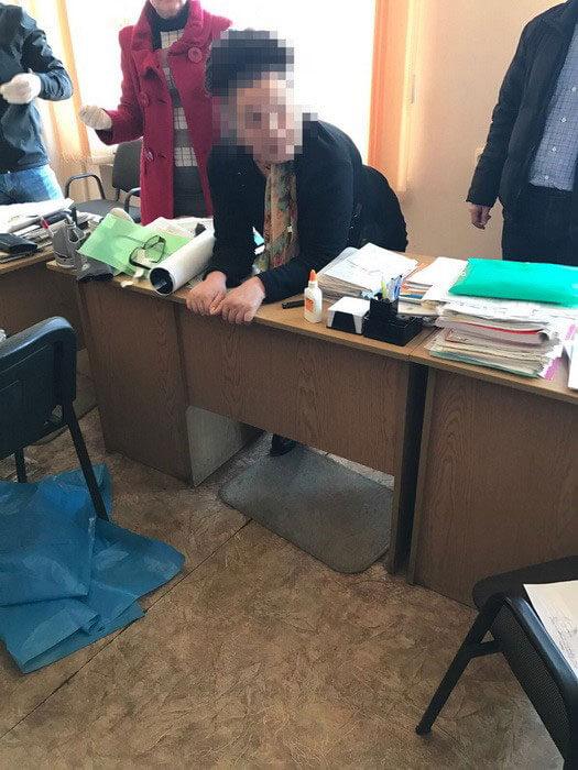 У Львові СБУ викрила на хабарництві голову міжрайонної медико-соціальної експертної комісії