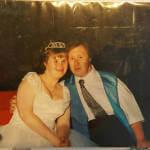 Світлина. 22-річчя шлюбу відсвяткувала пара з синдромом Дауна. Життя і особистості, синдром Дауна, діагноз, кохання, шлюб, сімейне життя