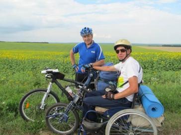 Приголомшливий експеримент: спортсмени з інвалідністю встановили рекорд