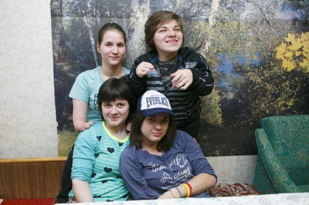 Право на жизнь. У детей с тяжелыми диагнозами появился шанс жить как все. харьков, эммаус, инвалид, инвалидность, ограниченными возможностями