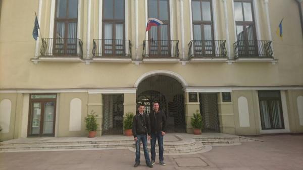 Словаки обіцяють посприяти в створенні спортивно-реабілітаційного центру в Ужгороді