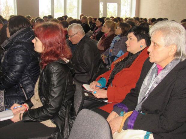 В Краматорске состоялся областной семинар по вопросам воспитания детей с особыми потребностями. краматорськ, нарушения развития, особыми потребностями, раннее вмешательство, семинар