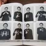 Світлина. Майбутні співробітниці «Прозорих офісів» здали іспит з жестової мови. Новини, інвалідність, Харків, жестова мова, іспит, Прозорий офіс